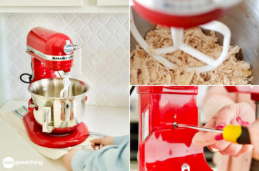 kitchenaid hacks