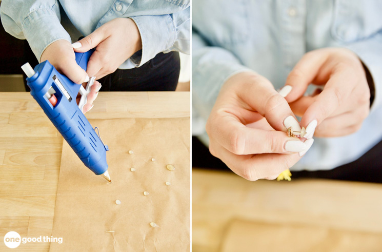 uses for hot glue