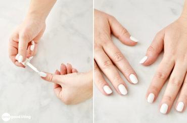 manicure hacks
