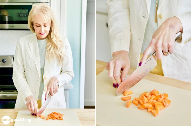 rubber cutting board