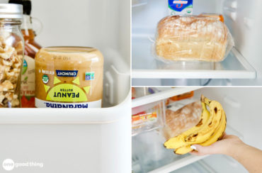 what to keep in the fridge