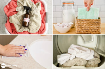 The Best Cleaning & Laundry Products You Can Make At Home