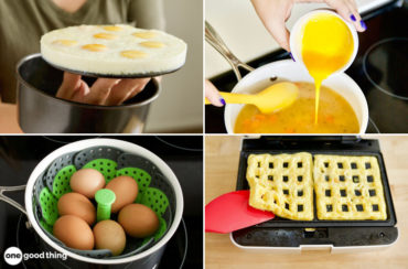 things you can do with eggs