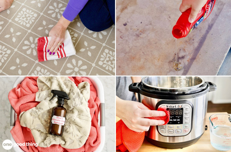 The Ultimate Guide To Cleaning Old Stains And Neglected Messes